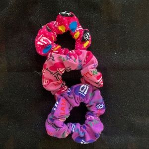 One Direction Scrunchies
